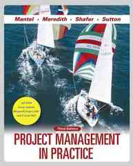 Project Management in Practice 3rd edition 9780470121641 0470121645