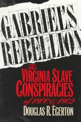 Gabriel's Rebellion 1st Edition 9780807844229 0807844225