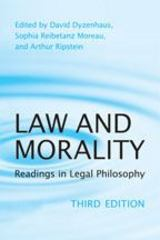 Law and Morality 3rd Edition 9780802094896 0802094899