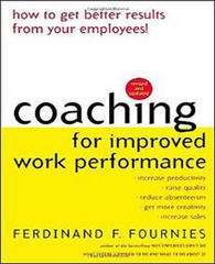 Coaching for Improved Work Performance, Revised Edition 3rd Edition 9780071352932 0071352937