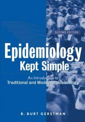 Epidemiology Kept Simple 2nd edition 9780471400288 0471400289