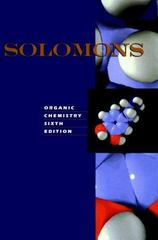 Organic Chemistry (Softlock CD not Included) 6th edition 9780471290261 0471290262