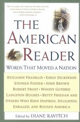 The American Reader 2nd Edition 9780062737335 0062737333