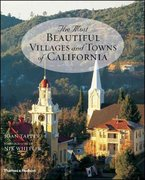The Most Beautiful Villages and Towns of California 0 9780500513682 0500513686