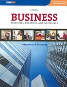 Business 2nd edition 9781592602827 1592602827