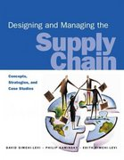 Design and Management Supplement Chain 1st edition 9780072357561 0072357568