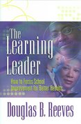 The Learning Leader 0 9781416603320 1416603328