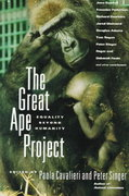 The Great Ape Project 6th Edition 9780312118181 031211818X