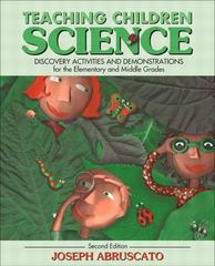 Teaching Children Science 2nd edition 9780205402625 0205402623