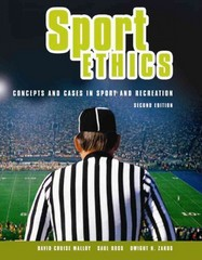 Sport Ethics 2nd Edition 9781550771299 1550771299