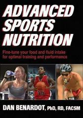 Advanced Sports Nutrition 1st Edition 9780736059411 0736059415
