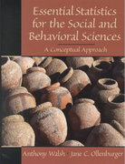 Essential Statistics for the Social and Behavioral Sciences 1st edition 9780130193391 0130193399