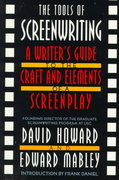 The Tools of Screenwriting 1st Edition 9780312119089 0312119089