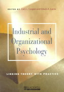 Industrial and Organizational Psychology 1st edition 9780631209928 0631209921