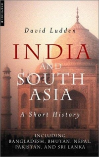 India and South Asia 0 9781851682379 1851682376