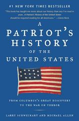 A Patriot's History of the United States 0 9781595230324 1595230327