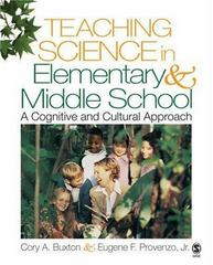 Teaching Science in Elementary and Middle School 1st Edition 9781412924979 1412924979