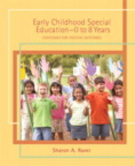 Early Childhood Special Education - 0 to 8 Years 1st Edition 9780131745988 0131745980