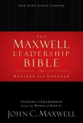 Maxwell Leadership Bible 2nd edition 9780718020156 0718020154