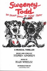 Sweeney Todd 1st Edition 9781557830661 1557830665