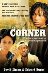 The Corner 1st Edition 9780767900317 0767900316