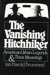 The Vanishing Hitchhiker 1st Edition 9780393951691 0393951693