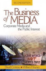 The Business of Media 2nd edition 9781412913157 1412913152
