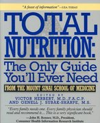 Total Nutrition 1st Edition 9780312113865 0312113862