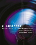 e-Business 1st Edition 9780470843765 0470843764