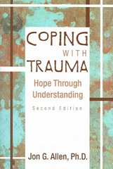 Coping with Trauma 2nd edition 9781585621699 1585621692