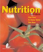 Nutrition 3rd edition 9780763742522 076374252X