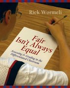 Fair Isn't Always Equal 1st Edition 9781571108296 1571108297