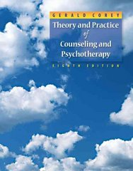 Theory and Practice of Counseling and Psychotherapy 8th Edition 9781111802387 1111802386