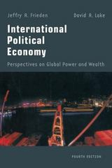 International Political Economy 4th edition 9781134595945 1134595948