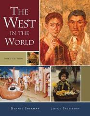 The West in the World 3rd edition 9780073406923 0073406929
