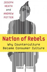 Nation of Rebels 1st Edition 9780060745868 006074586X