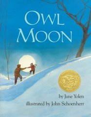 Owl Moon 1st Edition 9780399214578 0399214577