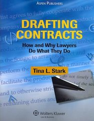 Drafting Contracts 0 9780735563391 073556339X