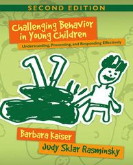 Challenging Behavior in Young Children 2nd edition 9780205493333 0205493335