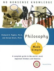 Philosophy Made Simple 2nd Edition 9780385425339 0385425333