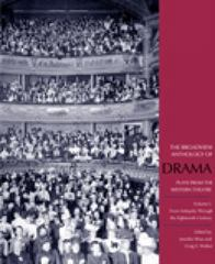 The Broadview Anthology of Drama 1st Edition 9781551111391 155111139X