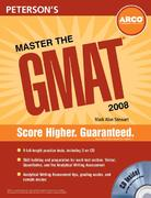Master the GMAT 2008 14th edition 9780768924480 0768924480