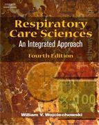 Respiratory Care Sciences 4th edition 9781401864910 1401864910