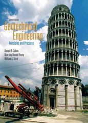 Geotechnical Engineering 2nd edition 9780132368681 0132368684