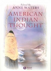 American Indian Thought 1st Edition 9780631223047 0631223045