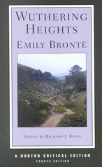 Wuthering Heights 4th Edition 9780393978896 0393978893
