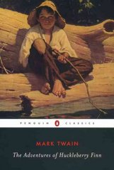 The Adventures of Huckleberry Finn 1st Edition 9780142437179 0142437174