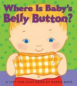 Where Is Baby's Belly Button? 0 9780689835605 0689835604