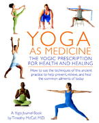 Yoga as Medicine 1st Edition 9780553384062 0553384066
