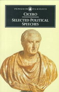 Cicero: Selected Political Speeches 1st Edition 9780140442144 0140442146